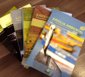 Justicia Ambiental magazine is now in Latindex